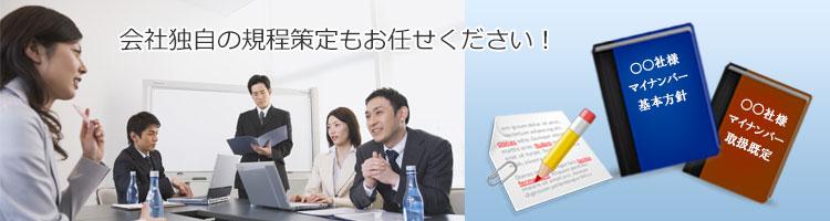 コンサルティングサービス「管理体制構築サポート」