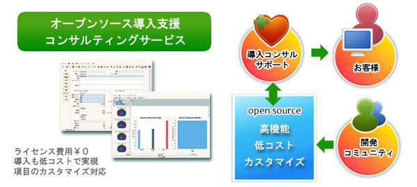 オープンソースERPシステム(Adempiere)の導入支援コンサルティングサービス