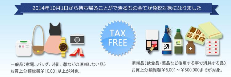 免税制度の改正